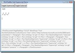 RichTextBoxSubSuperscriptScreenshot